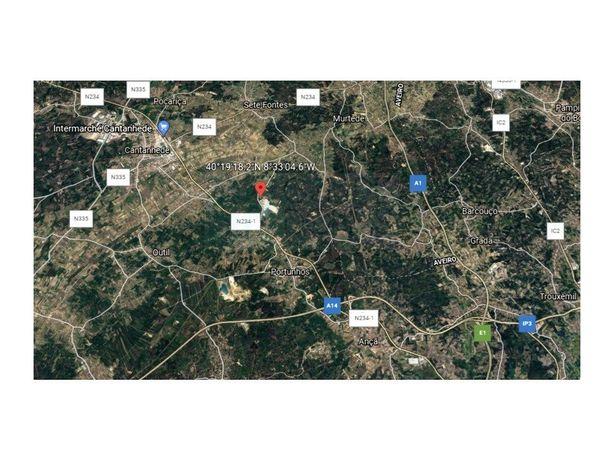 OPORTUNIDADE - Terreno Rústico em Cantanhede