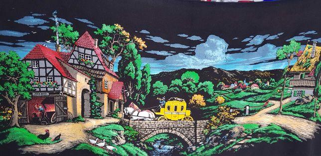Obraz Gobelin ręcznie malowany farbami olejnymi