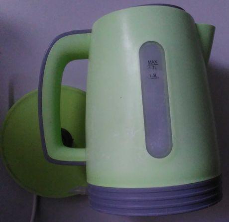 Чайник электрический электрочайник б/у електрочайник б/в