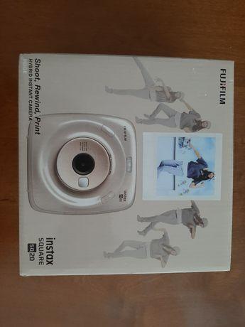 Máquina fotográfica Fujifilm Instax SQ20 - NOVA