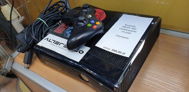 Xbox 360 zestaw konsola