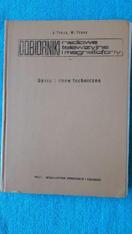 Odbiorniki radiowe,telewizyjne i magnetofony J.Trusz, W.Trusz