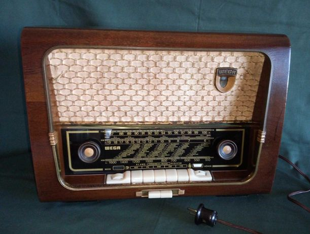 Rádios/telefonias vintage