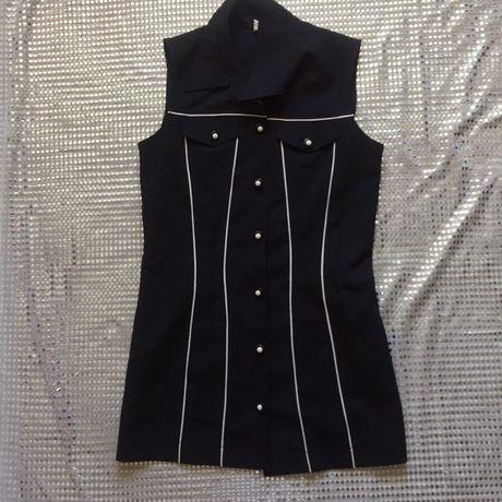 Стильная Рубашка-платье