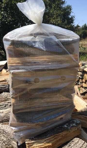 Sacos de lenha 15kg