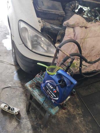 Промывка печки , радиатора салона, отопителя ,на авто ! Сварка