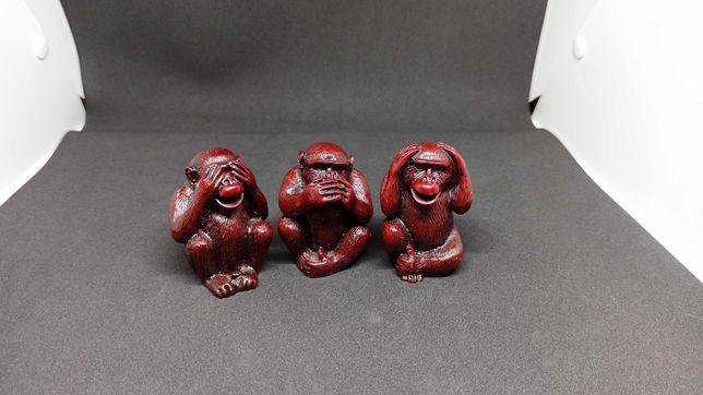 Фигурки Три обезьянки ( не слышу ,не вижу,не говорю)