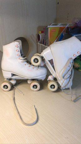 patins de iniciação oxelo