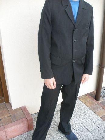Garnitur spodnie marynarka rozm. 152-164
