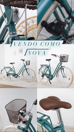 Bicicleta pasteleira ELOPS como nova