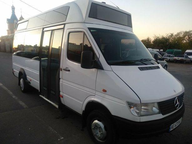 Автобус городской Sprinter 412 TDI