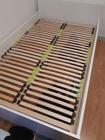 Stelaż do łóżka ergo plus 120 x 200 + rama biała