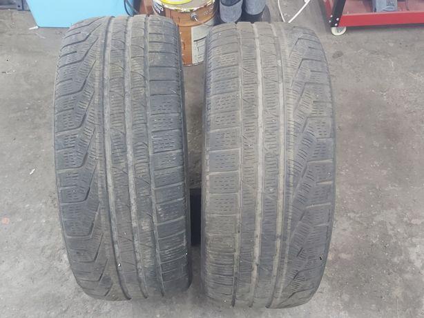 Opony pirelli sottozero 245x45x19
