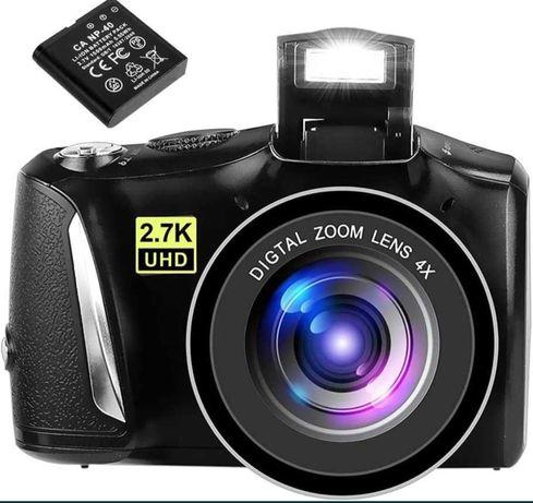 Цифровая камера - видеокамера 48 МР 2,7 К цифровой фотоаппарат Full HD