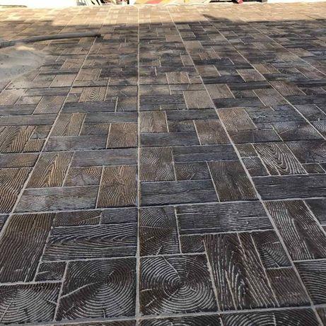 Плитка тротуарная. Ливневки.
