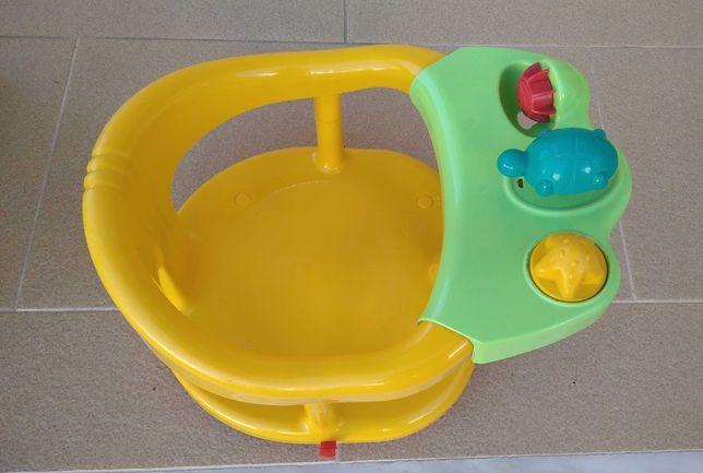 Cadeira de banho de bébé