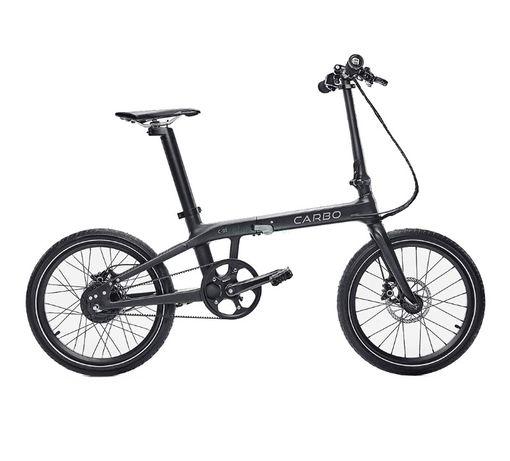 Nowość‼️! Ultra lekki Rower Elektryczny,składany,CARBON