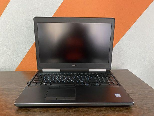 Dell Precision 7510 / core i7 / 32Gb RAM / AMD R9 m375x / SSD 1024 Gb