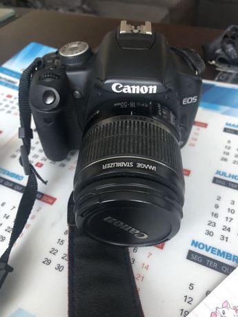 Maquina canon como nova com bolsa original e manual em portugues