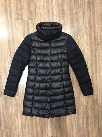 Стеганное пальто размер S