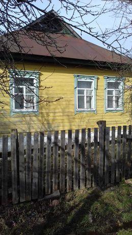 Продам будинок з ділянкою, с. Бігунь, 38 км від м. Овруч