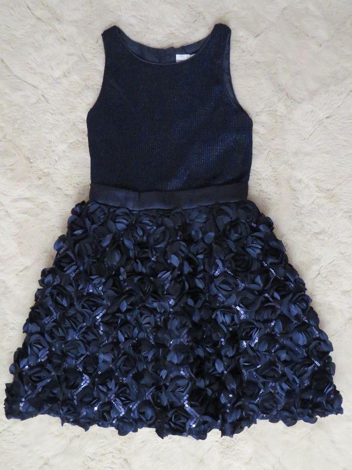 Sukienka Smyk Cool Club elegancka sukienka w róże Sukienka na okazje Złotów - image 1