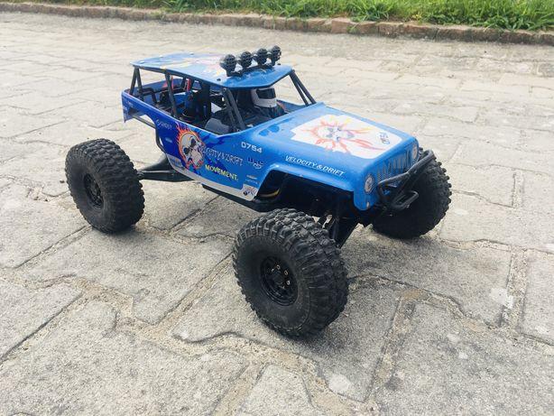 Wltoys 10428 carro rc scale crawler