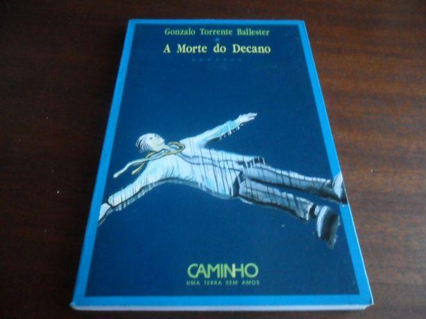 """""""A Morte do Decano"""" de Gonzalo Torrente Ballester"""