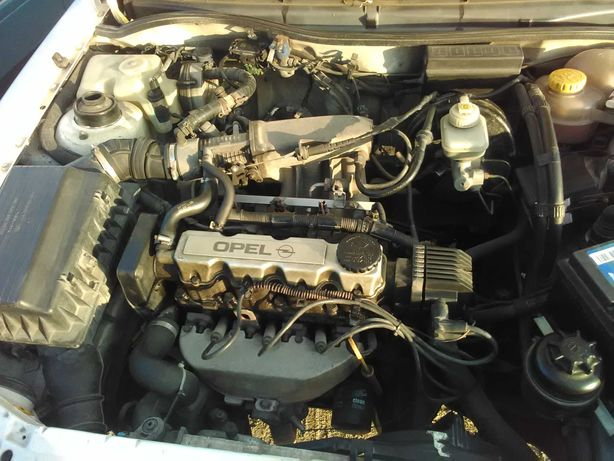 OPEL ASTRA F 1400cc  330.183 KM ANO 1994 GASOLINA / GPL