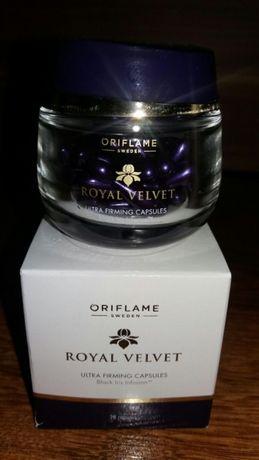 Kapsułki serum Royal Velvet Oriflame