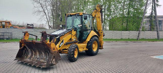 Cat 428 E 2008 Koparko Ładowarka