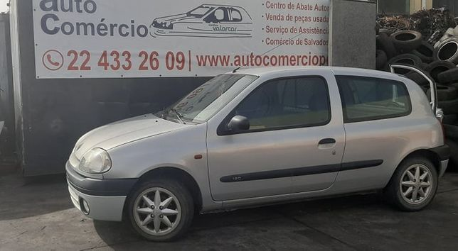 Peças Renault clio 1999 1.9 D