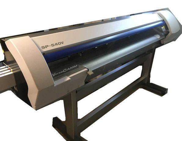 Plotter de impressão e corte, Roland SP-540V, de 1,37m