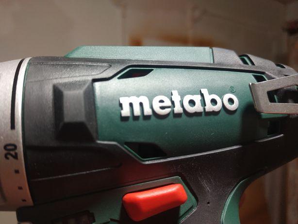 Metabo PowerMaxx BS Basic 2.0Ah x2 Case 34 Н·м 6500 руб.