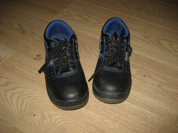 Buty ochronne ze wzmocnieniem na palce