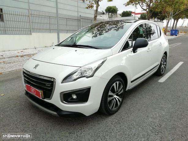 Peugeot 3008 2.0 HDi Hybrid4 99g