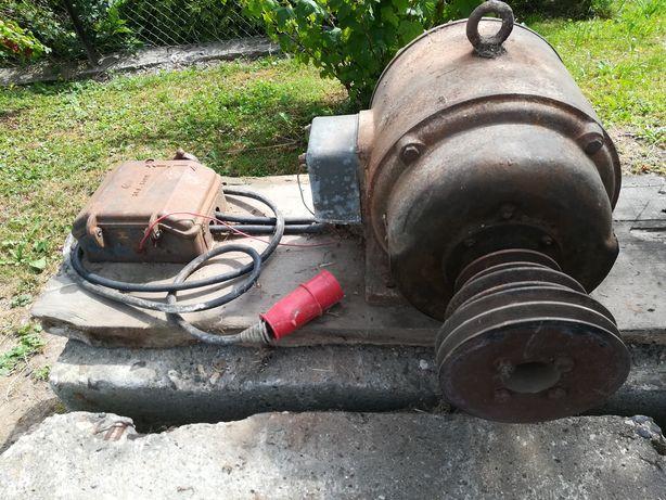 Sem stary silnik elektryczny 3 fazy