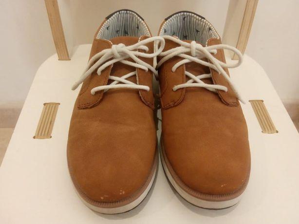 Sapatos de criança - nobuck
