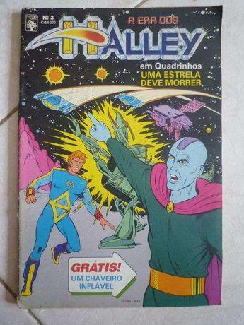 A Era dos Halley nº3, ano 1986