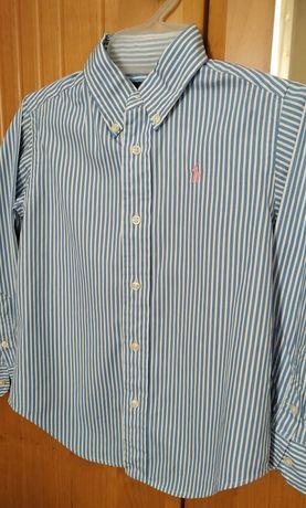 Сорочка для хлопчика 7років Ralph Lauren