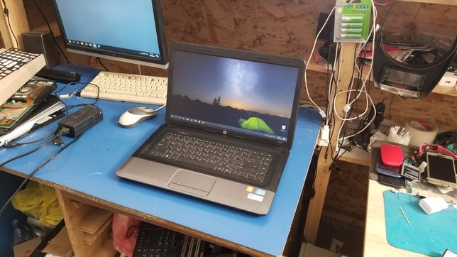 Ноутбук Hp 650.Ssd 120gb. Hdd 320gb.