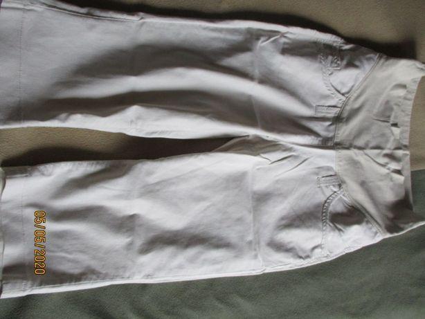 Spodnie rybaczki, ciążowe, Gratis dresowe lekkie alladynki