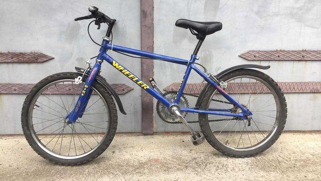"""Bелосипед WHEELER MOUNTAIN 20"""", Germany."""