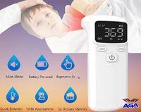 Termometr Bezdotykowy Na Podczerwień Z Wyświetlaczem LCD