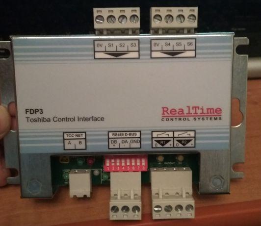 Інтерфейс керування вентиляцією Toshiba FDP3