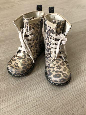 Шкіряні чобітки, розмір- 23