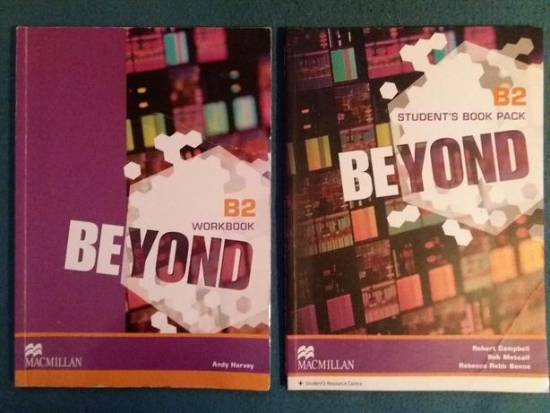 Beyond B2 Student's Book Pack + Workbook