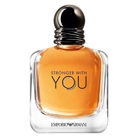 Emporio Armani Stronger With You Eau De Toilette (100 ml)