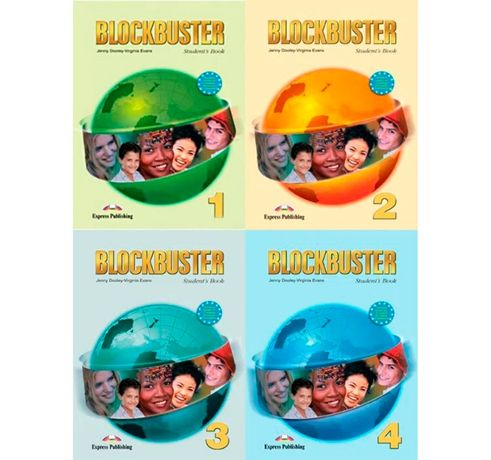 Blockbuster 1, 2, 3, 4 PDF