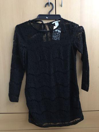 Koronkowa bluzka ciążowa NOWA H&M